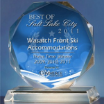 Winner of Best of Salt Lake